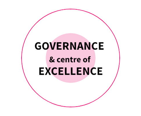 Governance & centre of Excellence